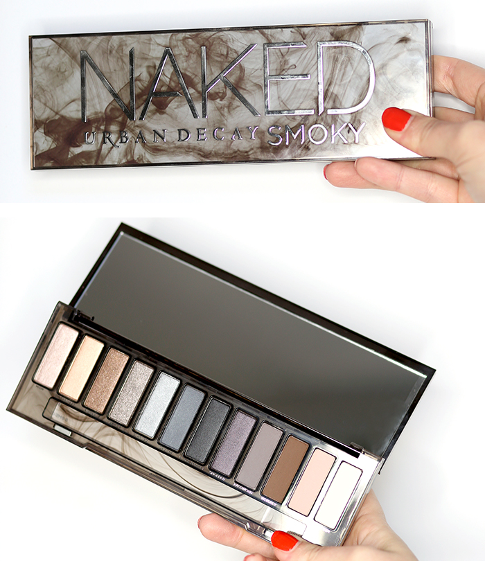 Urban Decay Naked Smoky Palette - Really Ree